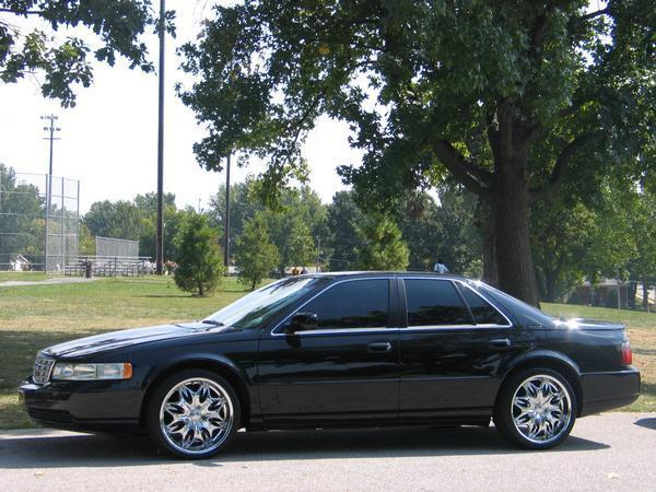 jrockcaddysls 2002 cadillac seville specs photos modification info at cardo. Cars Review. Best American Auto & Cars Review