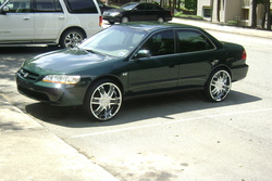 trapallstar 1998 Honda Accord