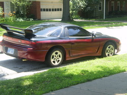 DrgnStormGoddesss 1991 Mitsubishi 3000GT