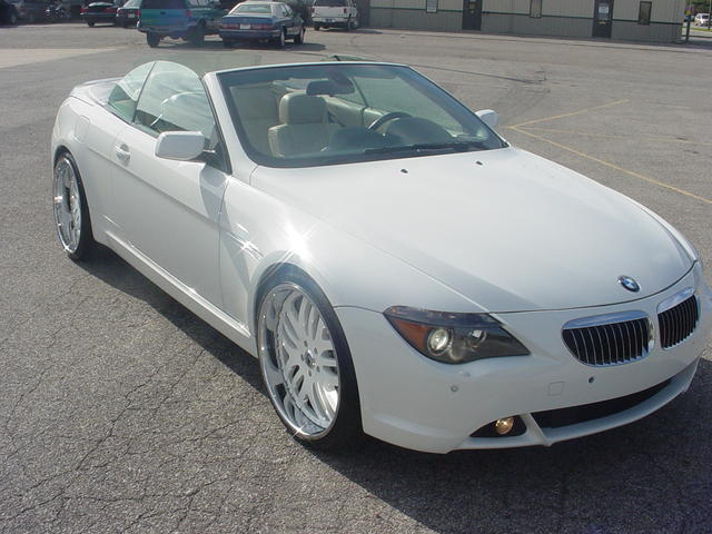Blaclabelkid 2005 Bmw 6 Series Specs Photos Modification Info At