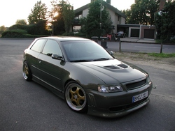 a3-tuning 1997 Audi A3