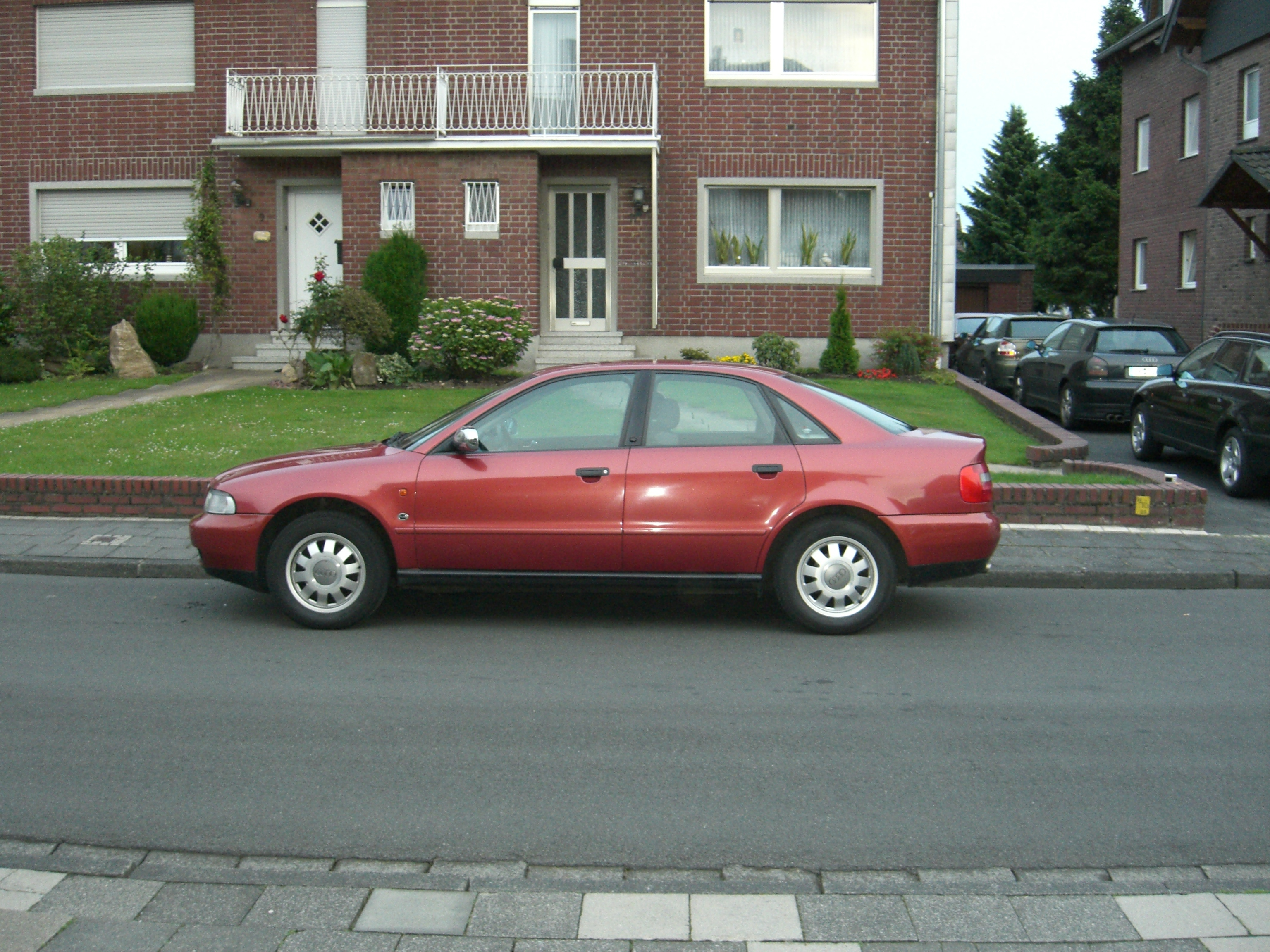 a3-tuning 1995 Audi A4 13249098