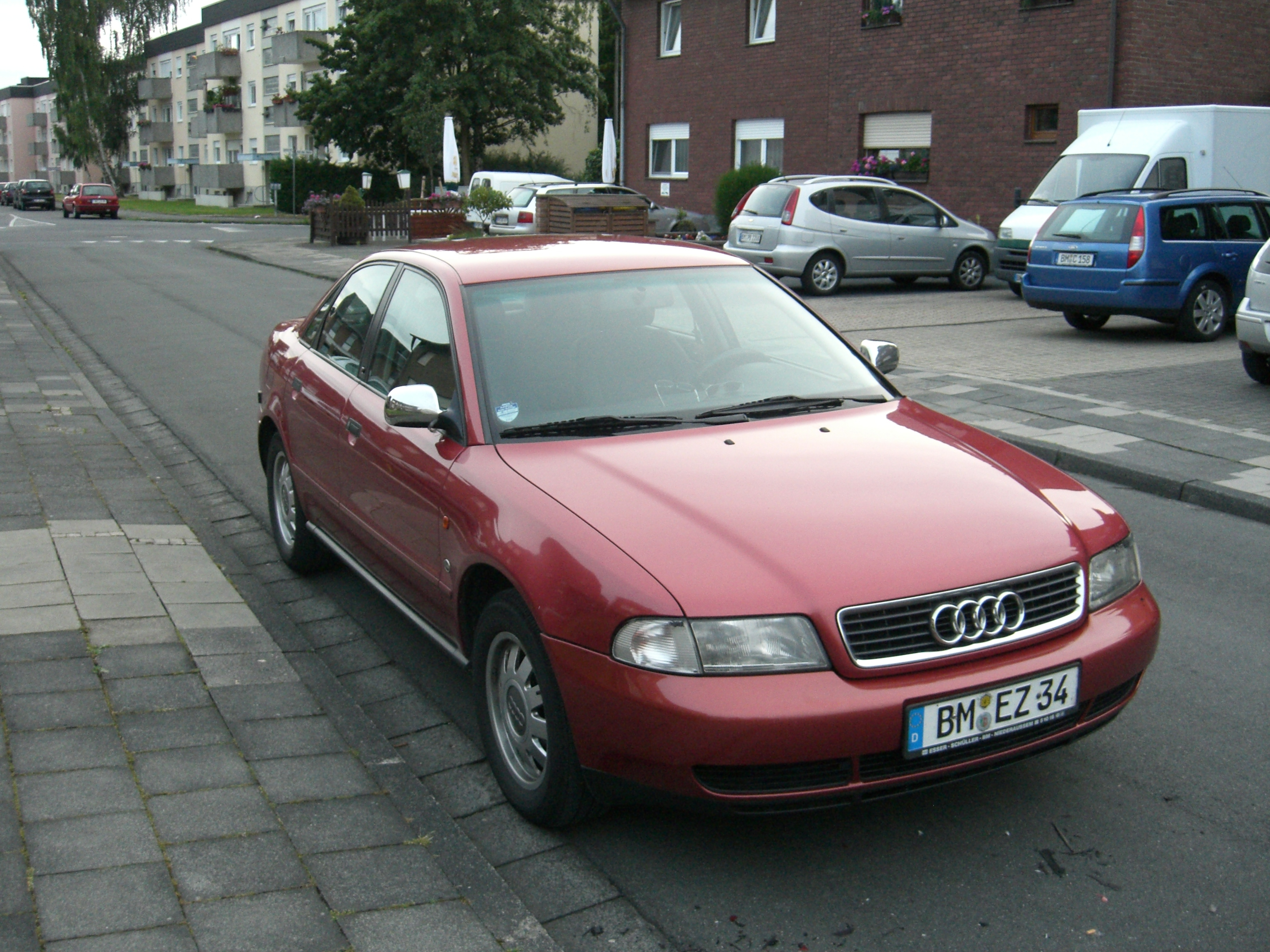 a3-tuning's 1995 Audi A4