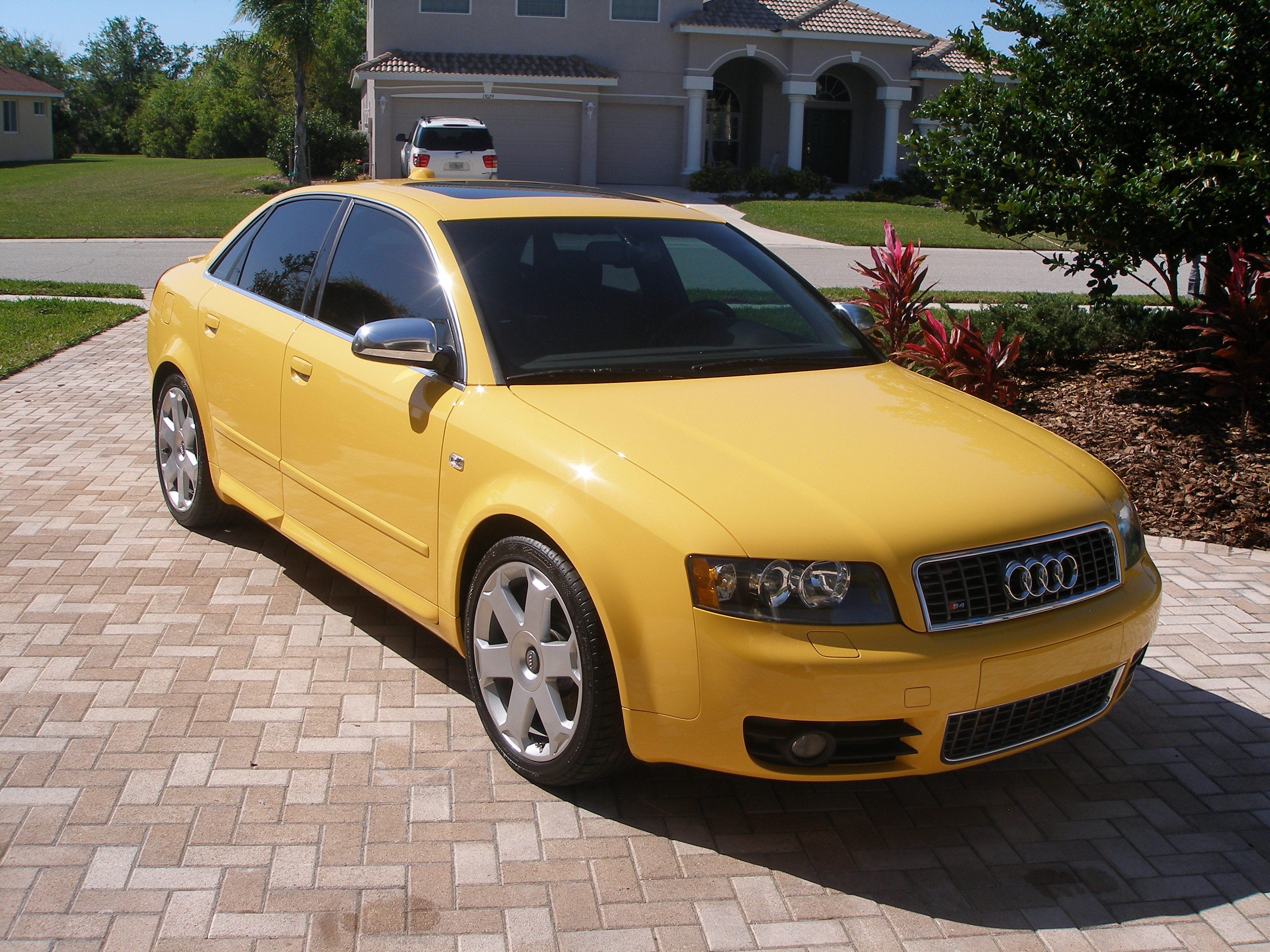 Audi S4 0 60 >> R8X66 2004 Audi S4 Specs, Photos, Modification Info at CarDomain