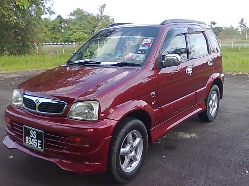 Another ss4377 2000 Perodua Kenari post... - 13350794