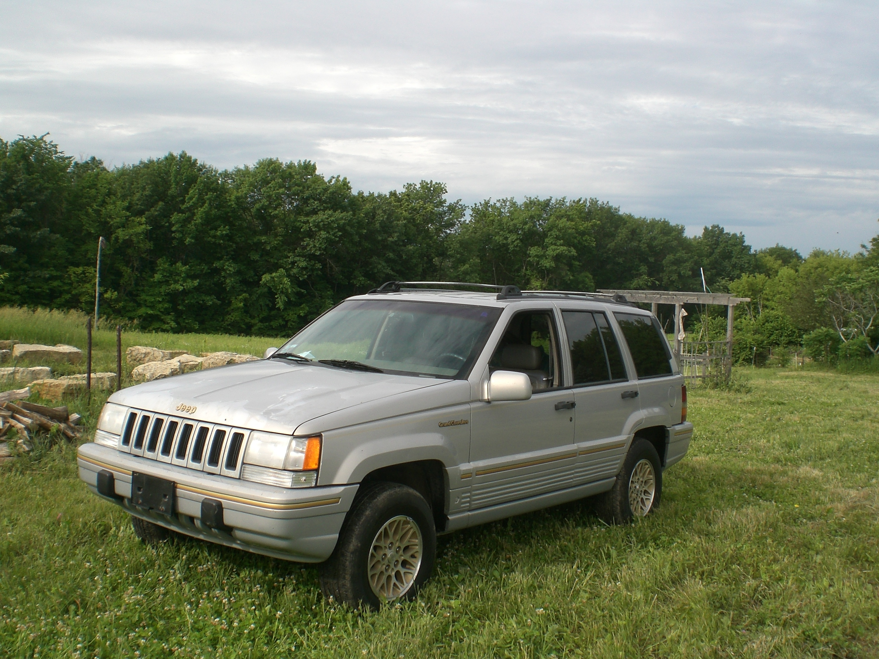 moparmatters 1995 jeep grand cherokee specs photos modification info at cardomain. Black Bedroom Furniture Sets. Home Design Ideas
