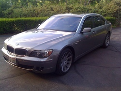 emeuscorleys 2008 BMW 7 Series