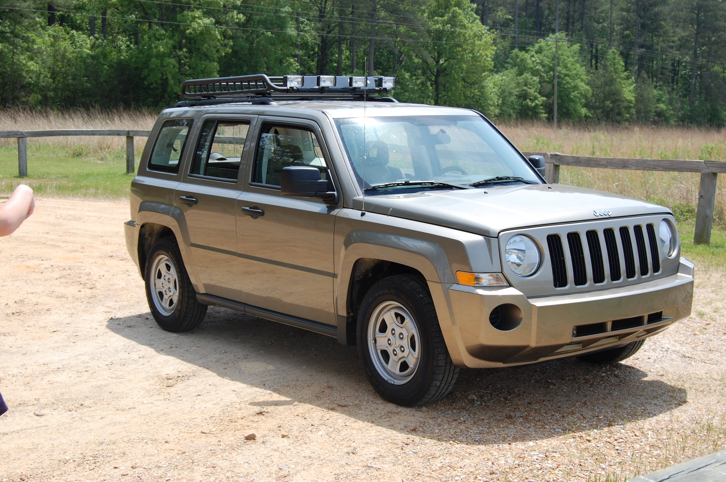 Jeep Patriot 2018 >> JoshFGCamaro 2007 Jeep Patriot Specs, Photos, Modification Info at CarDomain