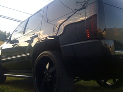 MURDEREDOUTCHEVYs 2008 Cadillac Escalade