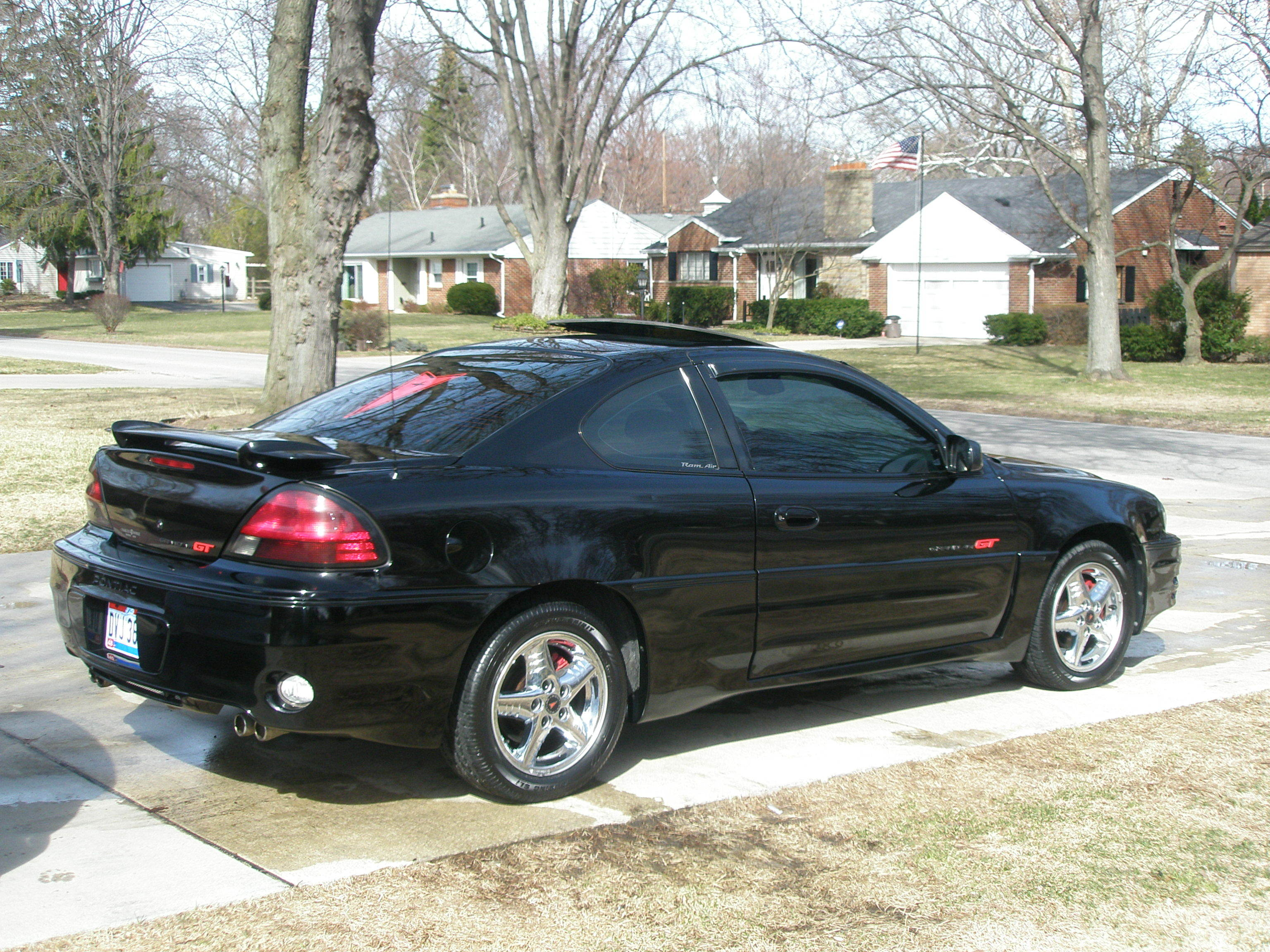 Get 2000 Pontiac Grand Am Gt