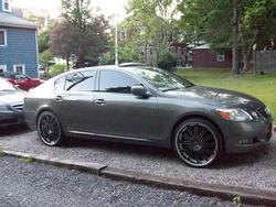 strezzs 2006 Lexus GS