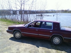 axirr 1993 Chrysler Dynasty