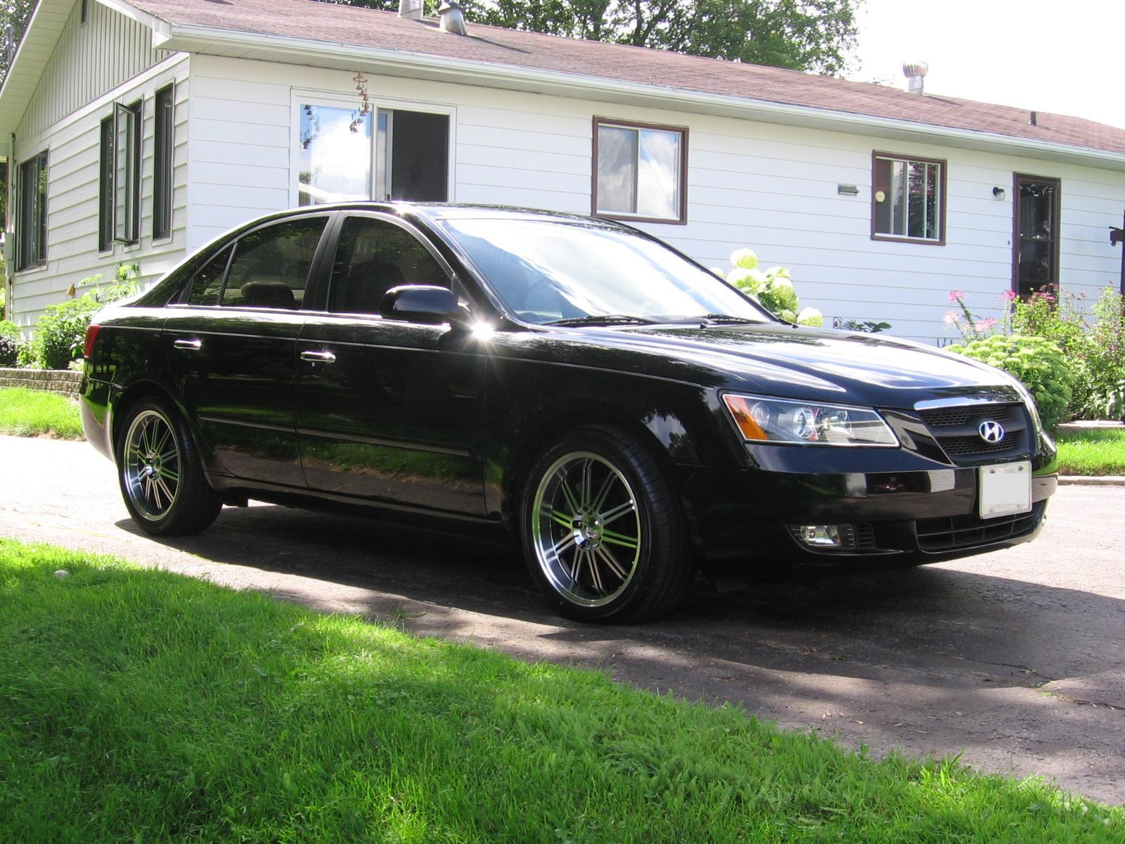 theskink 2006 hyundai sonata specs photos modification. Black Bedroom Furniture Sets. Home Design Ideas