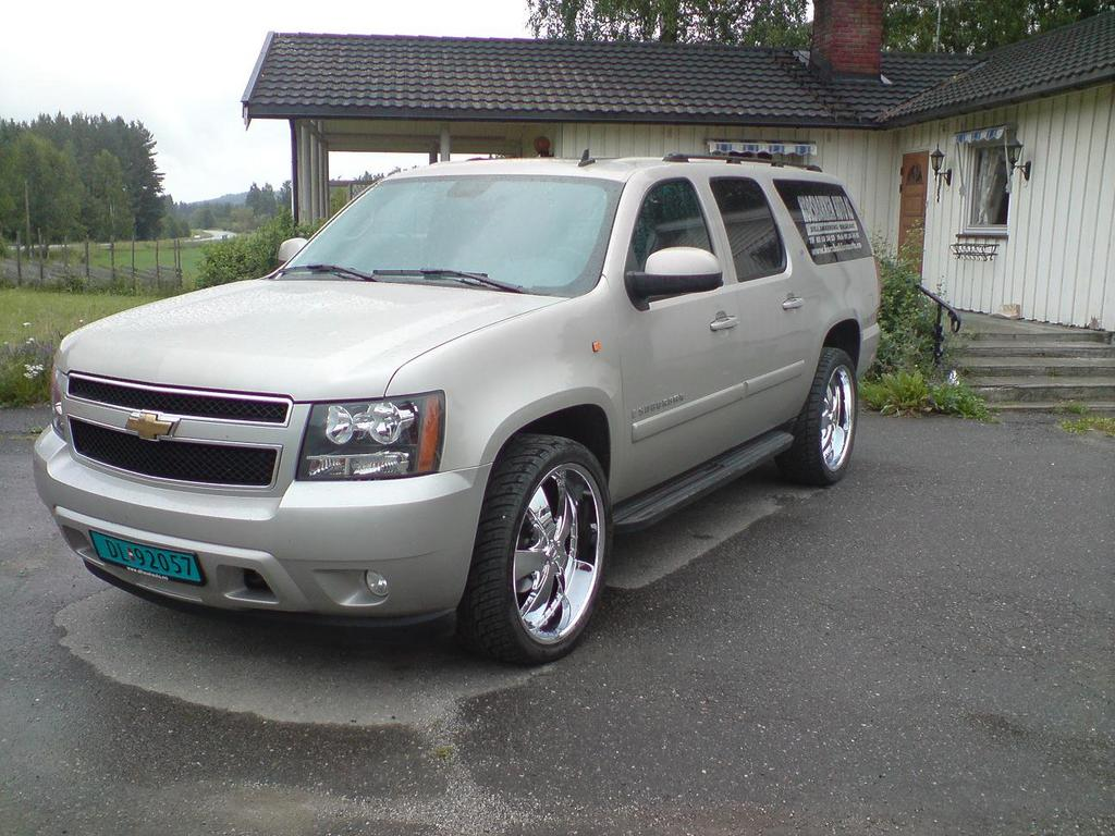 wings west 1 2008 chevrolet suburban 1500 specs photos modification info at cardomain. Black Bedroom Furniture Sets. Home Design Ideas