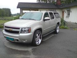 Wings-West-1s 2008 Chevrolet Suburban 1500