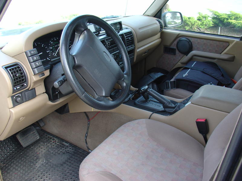 Another Chris94530 1995 Land Rover Discovery post... - 13280159