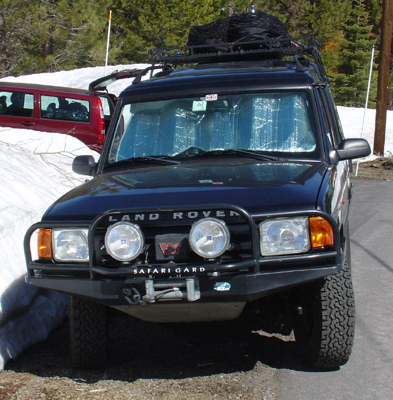 Another Chris94530 1995 Land Rover Discovery post... - 13280161