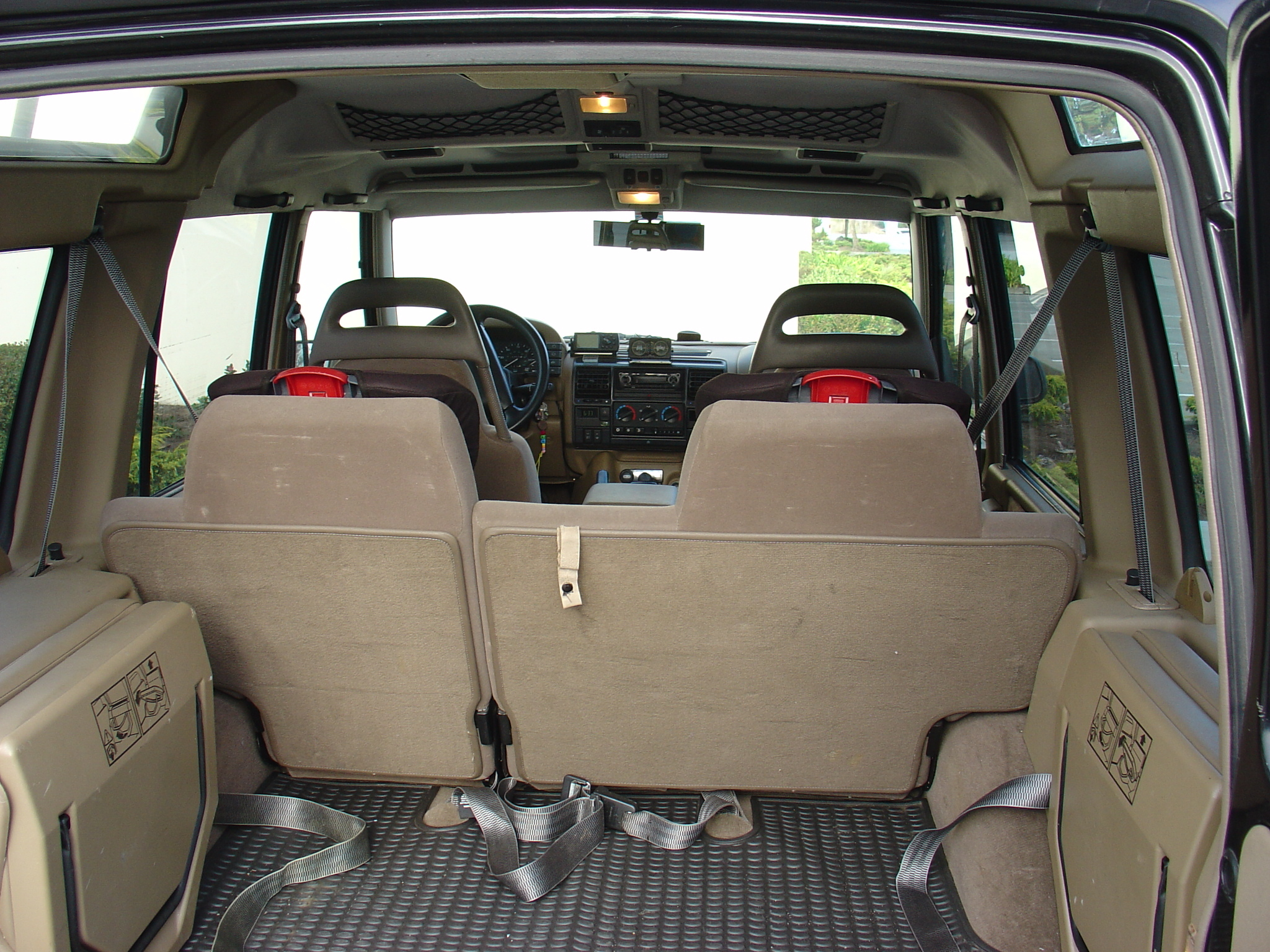 Another Chris94530 1995 Land Rover Discovery post... - 13280171