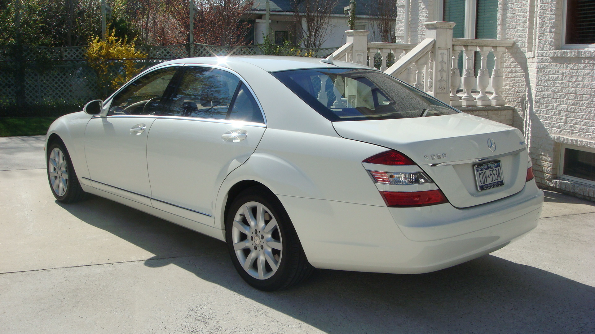 Another c300benzs550 2008 Mercedes-Benz S-Class post... - 13256347