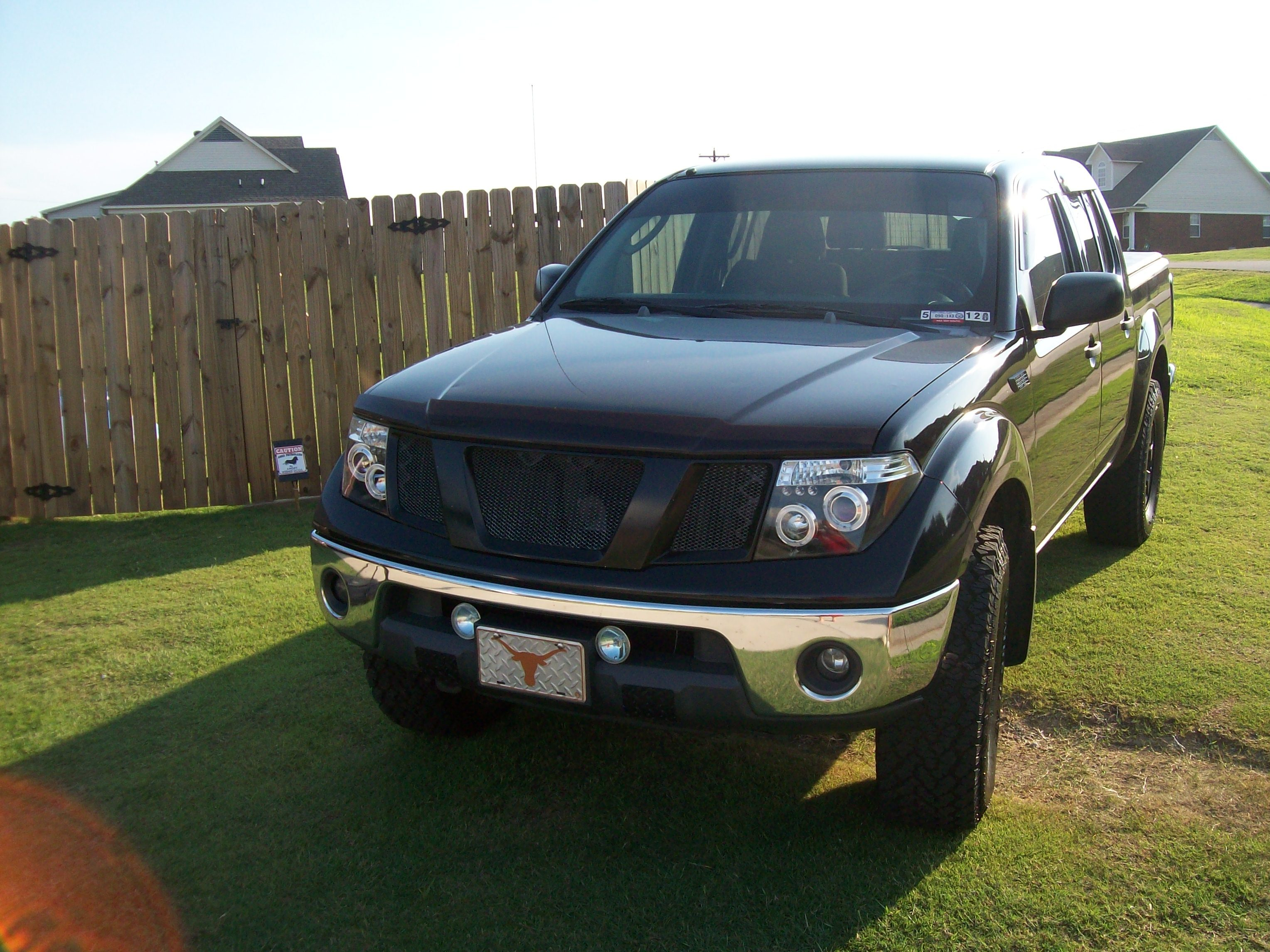 evilfrontier 2005 nissan frontier regular cab specs photos modification info at cardomain. Black Bedroom Furniture Sets. Home Design Ideas