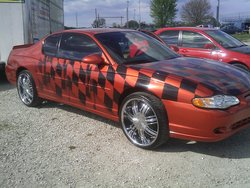 Money-Hungry 2004 Chevrolet Monte Carlo