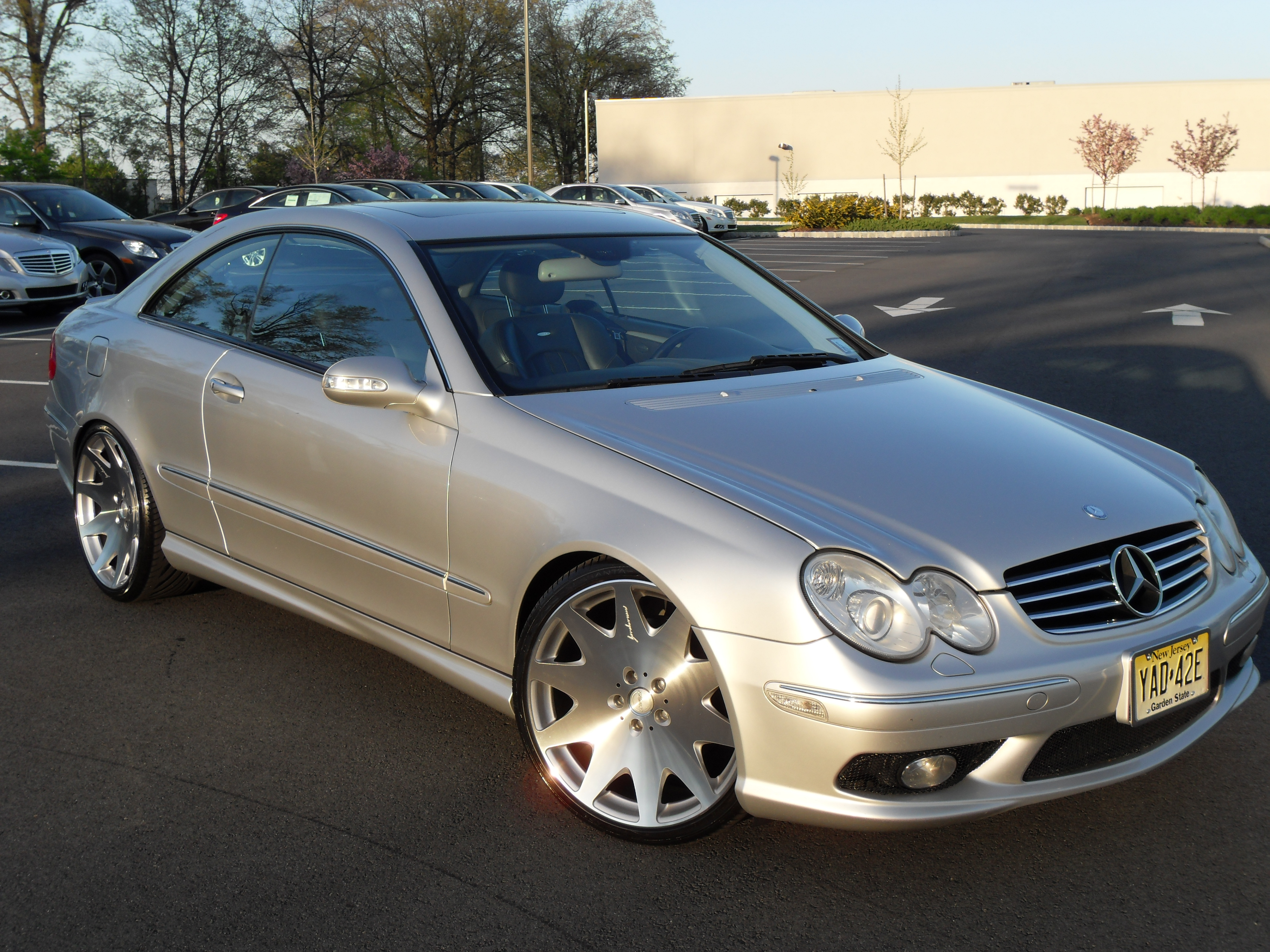ravimallela 2004 mercedes benz clk class specs photos modification info at cardomain. Black Bedroom Furniture Sets. Home Design Ideas