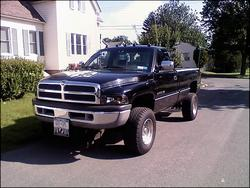 loudrango 1997 Dodge Ram 2500 Regular Cab