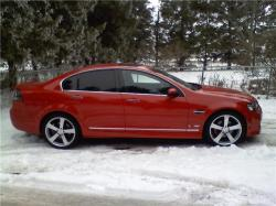 Jeff_H2Os 2008 Pontiac G8 