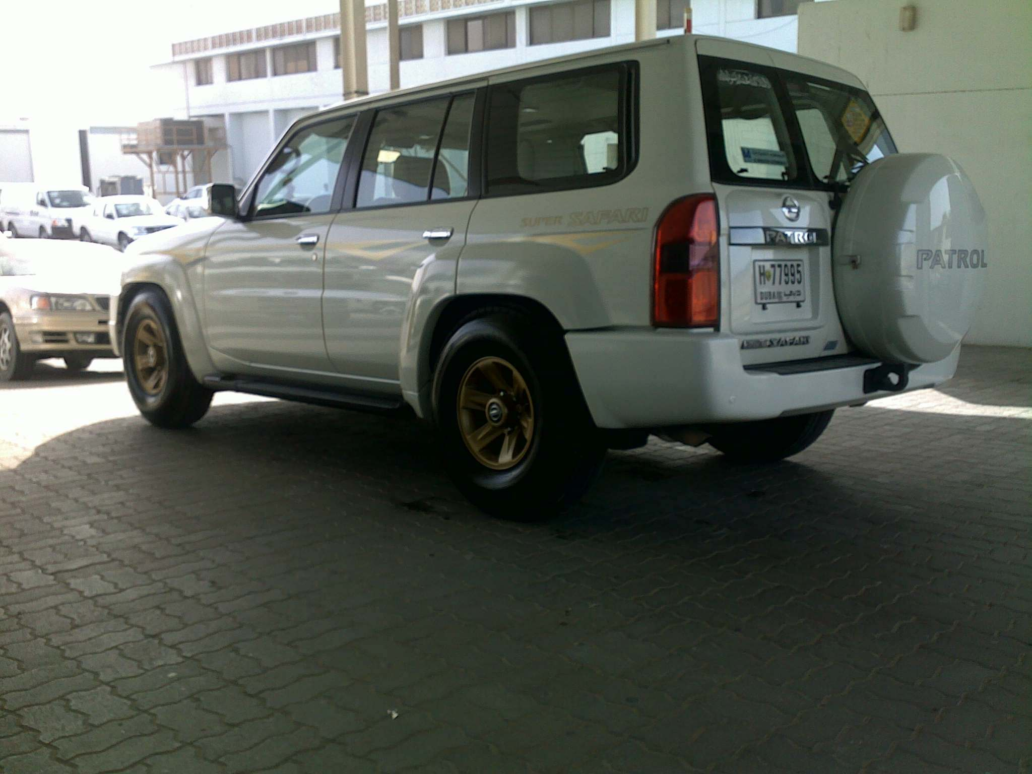 rak_2020 2008 Nissan Patrol Specs, Photos, Modification ...