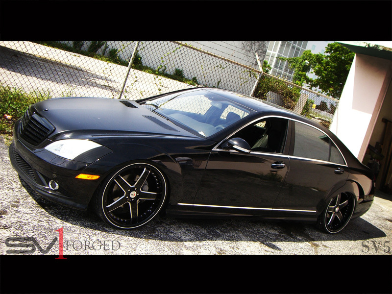 TeamSV1Forged 2009 Mercedes-Benz S-Class