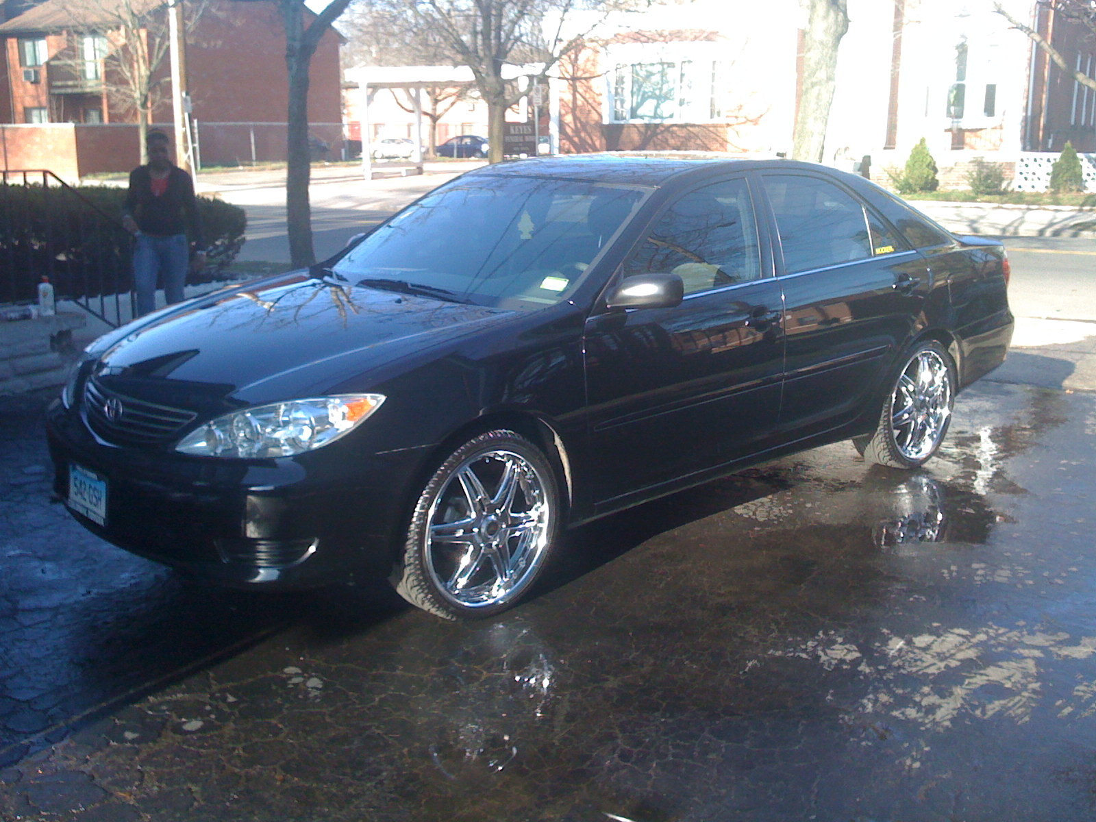 wendyshairdesign 39 s 2006 toyota camry in new haven ct. Black Bedroom Furniture Sets. Home Design Ideas