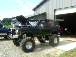 jeephds 1984 Ford Bronco II