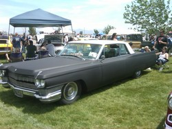 64AttentionWhore 1964 Cadillac DeVille