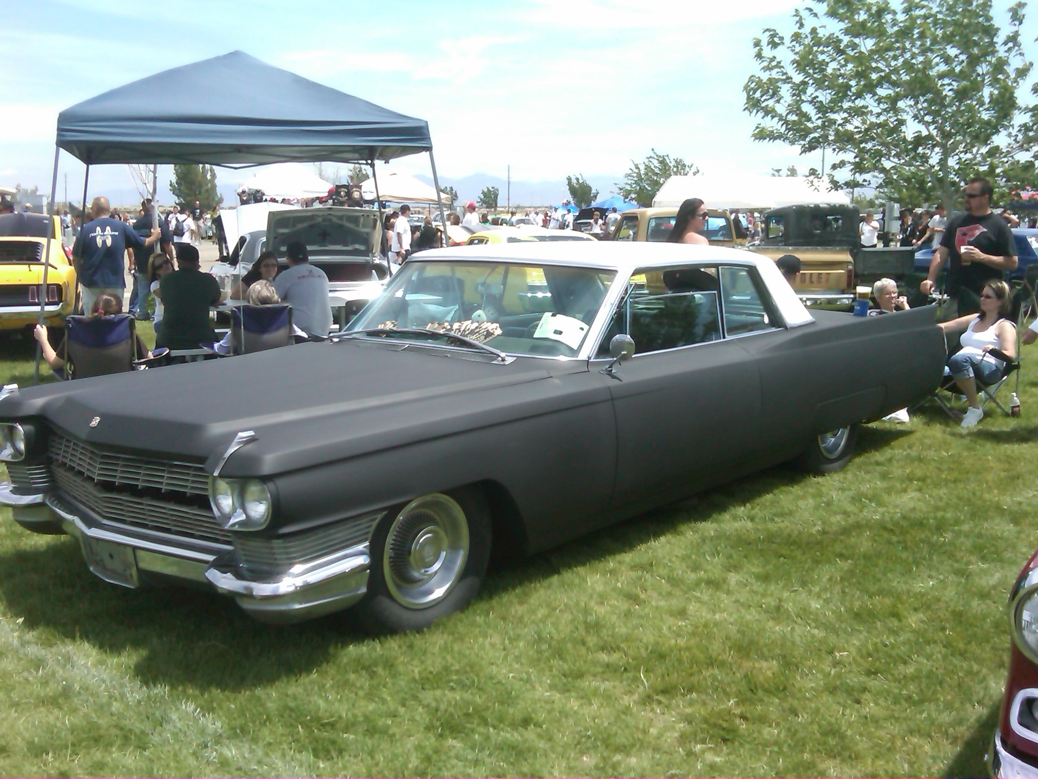 Another 64AttentionWhore 1964 Cadillac DeVille post... - 13470684