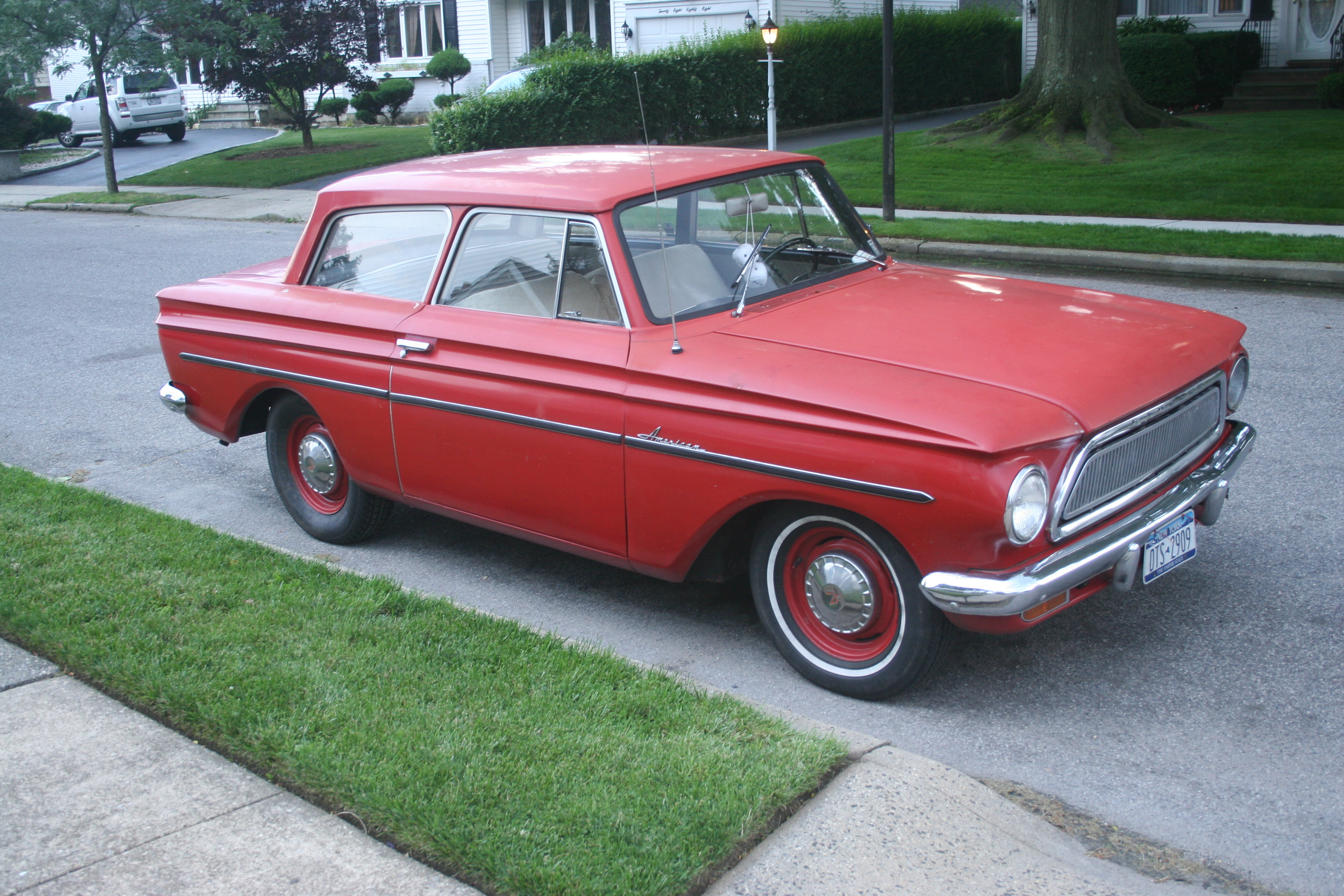 Another 92rsCAMram 1963 Rambler American post... - 13283285