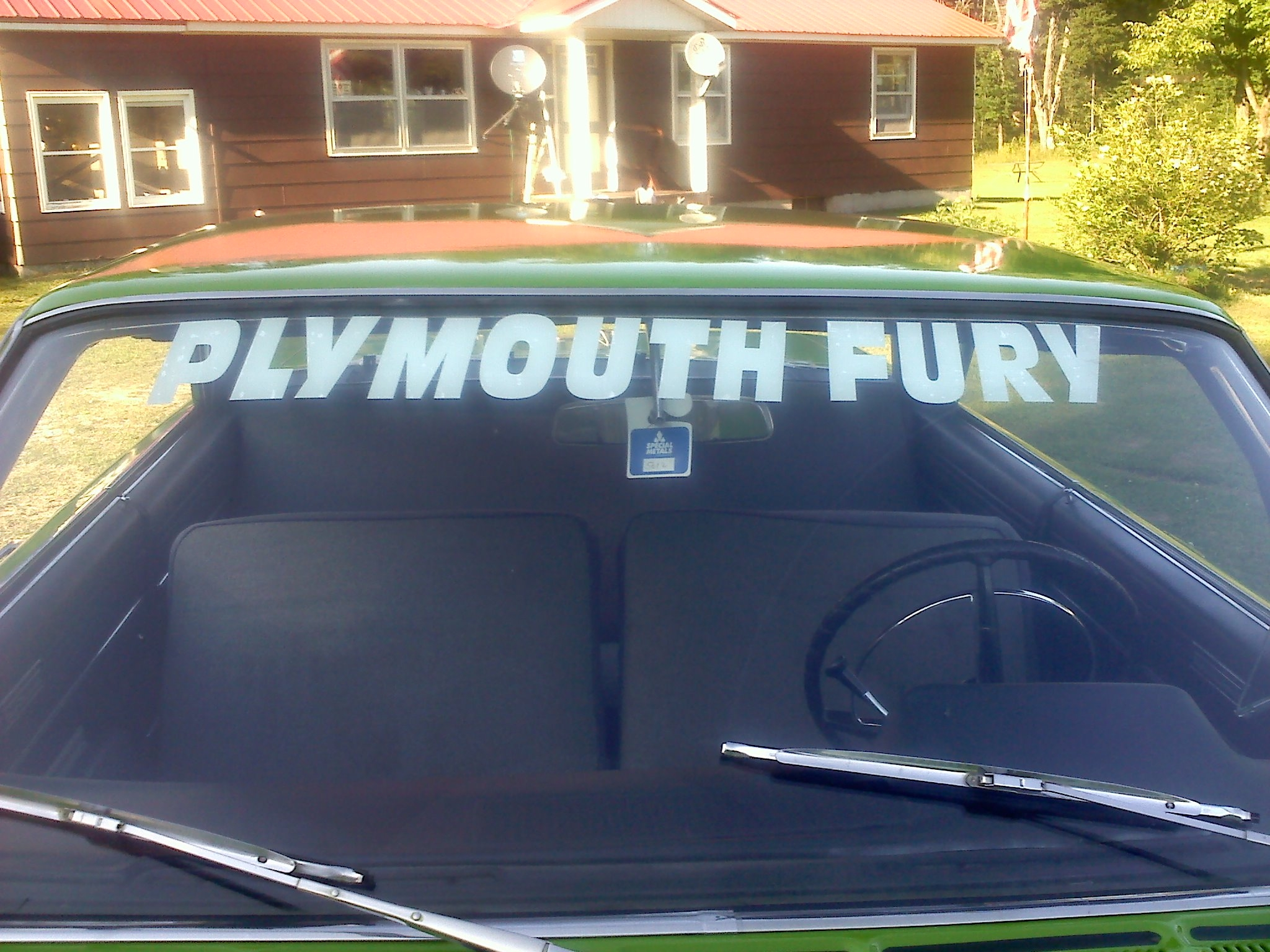 Another waddog5012 1966 Plymouth Fury III post... - 13261596