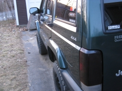 DanChristmans 1999 Jeep Cherokee