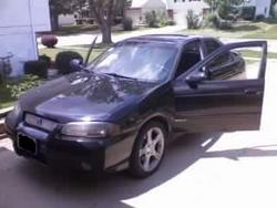 BlackSpecV-02s 2002 Nissan Sentra
