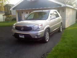 TRICKY01 2007 Buick Rendezvous
