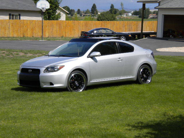 Silverstormscion 2005 Scion Tc Specs Photos Modification