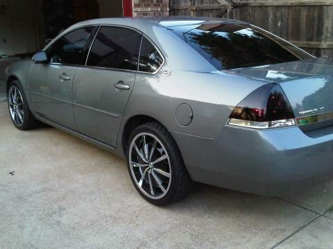 ahmadmustafa  chevrolet impala specs  modification info  cardomain