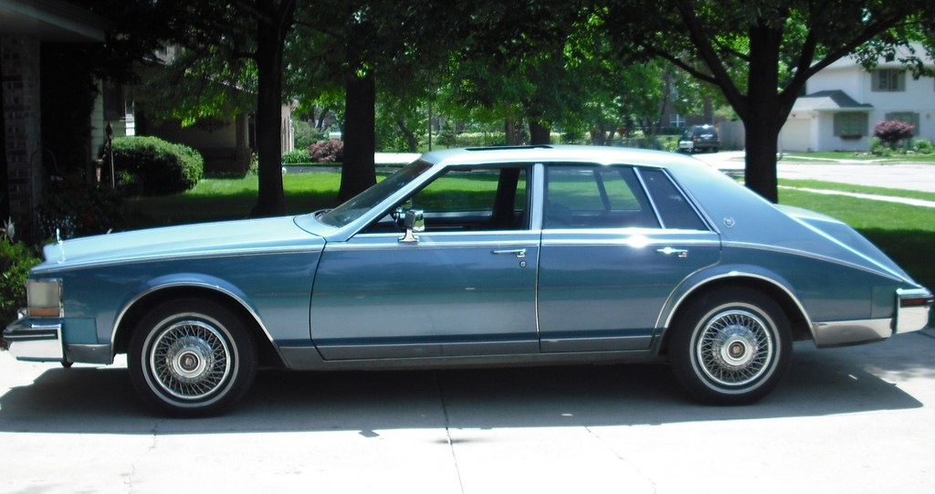 Jpeezy1991 1985 Cadillac Seville Specs Photos Modification Info At