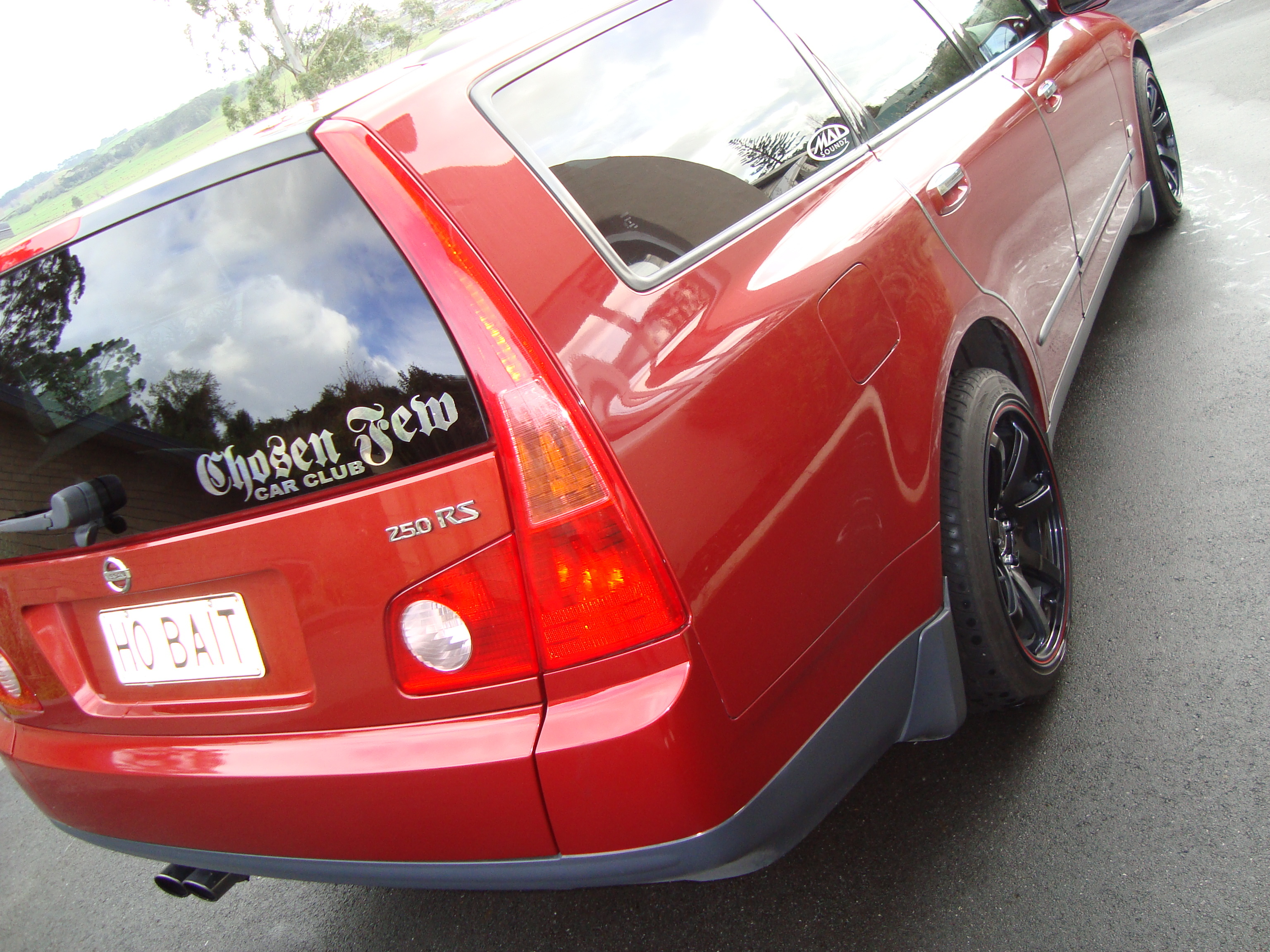 Another sudokyou 2001 Nissan Stagea post... - 13470475