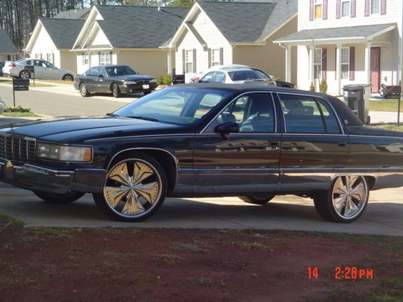 Another BossGame704 1993 Cadillac Fleetwood post... - 9563962