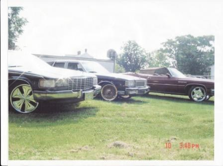 Another BossGame704 1993 Cadillac Fleetwood post... - 9563967