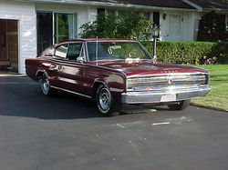 outlawed 1966 Dodge Charger