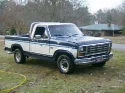 1986FordF150s 1986 Ford F150 Regular Cab