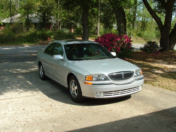Another cny85eclipse 2000 Lincoln LS post... - 9657172