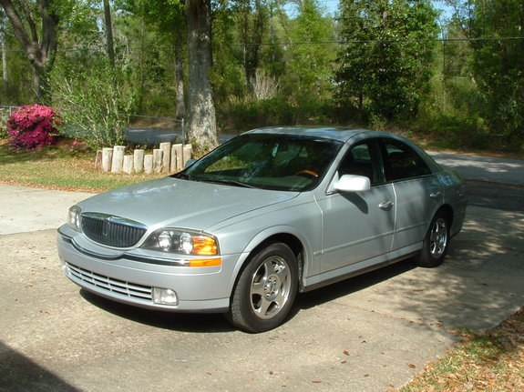 Another cny85eclipse 2000 Lincoln LS post... - 9657173