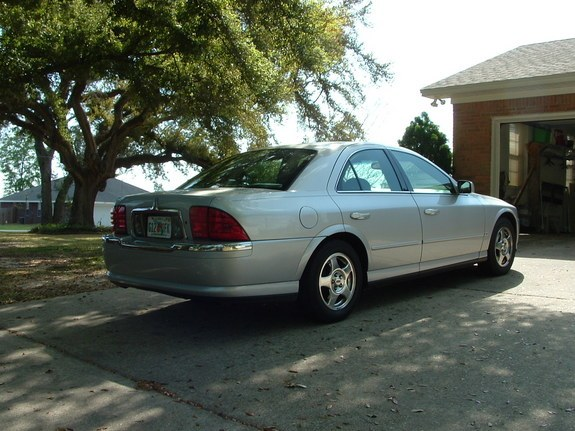 Another cny85eclipse 2000 Lincoln LS post... - 9657174